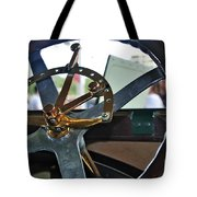 1913 Chalmers - Steering Wheel Tote Bag