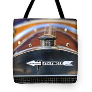 1913 Pathfinder Touring Hood Ornament Tote Bag