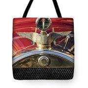 1915 Brewster-knight Model 41 Landaulet Hood Ornament 2 Tote Bag