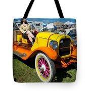 1915 Speedster Tote Bag