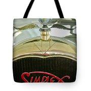1916 Crane-simplex Model 5 Seven-passenger Touring Hood Ornament Tote Bag