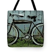 1919 Indian Bike Tote Bag