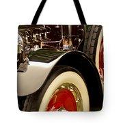 1919 Mcfarlan Type 125 Touring Engine Tote Bag