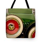 1919 Mcfarlan Type 125 Touring Tote Bag