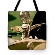 1919 Mcfarlan Type 125 Touring Motometer - Hood Ornament Tote Bag