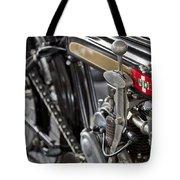 1923 Condor Motorcycle Tote Bag