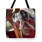 1925 Stutz 695 Speedway Sportster Steering Wheel Tote Bag