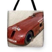1927 Sunbeam Tote Bag