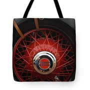 1929 Cord L-29 Detail - D008158 Tote Bag by Daniel Dempster