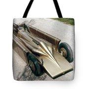 1929 Golden Arrow Tote Bag