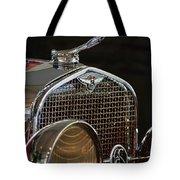 1929 Lasalle Hood Ornament Tote Bag