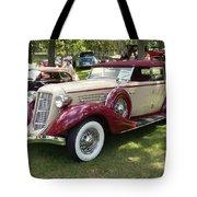 1930 Buick Tote Bag