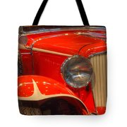 1931 Cord Automobile Tote Bag