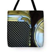 1932 Alvis-6 Speed 20 Sa Grille Emblem Tote Bag