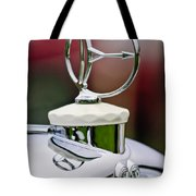 1932 Austro Daimler Hood Ornament Tote Bag
