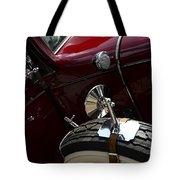 1932 Chevrolet Detail Tote Bag