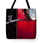 1932 Ford Roadster Grille Tote Bag