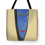 1933 Chevrolet Emblem Tote Bag