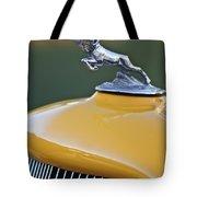 1933 Dodge Ram Hood Ornament Tote Bag