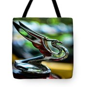1934 Chevrolet Flying Eagle Hood Ornament - 2 Tote Bag