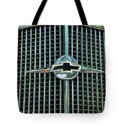 1934 Chevrolet Grill  Tote Bag by Paul Ward