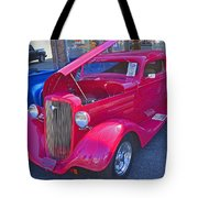 1934 Chevy Coupe Tote Bag