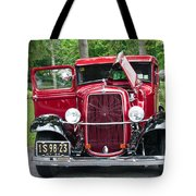 1934 Ford Tote Bag