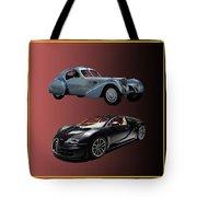 1936 Bugatti 2010 Bugatti Tote Bag