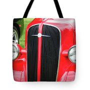 1936 Chevy  8552 Tote Bag