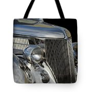 1936 Ford - Stainless Steel Body Tote Bag by Jill Reger
