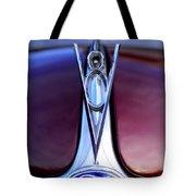 1936 Ford Phaeton Hood Ornament Tote Bag