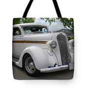 1936 Plymouth Tote Bag