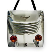 1937 Cord 812 Sc Phaeton Grille Tote Bag