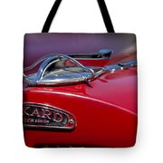 1937 Packard 115-c Cabriolet Hood Ornament  Tote Bag