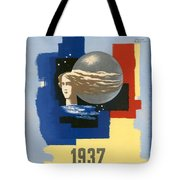 1937 Paris Exposition Tote Bag