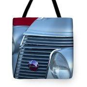 1937 Studebaker Grille Tote Bag