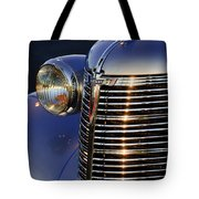 1938 Chevrolet Grille Tote Bag