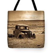 1938 Ford Pickup Tote Bag by Steve McKinzie