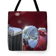 1938 Mg Ta Hood Ornament Tote Bag