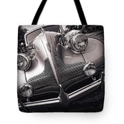 1939 Buick Eight Tote Bag