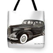 1939 Lasalle Sedan Classic Tote Bag
