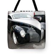 1939 Lincoln Zephyr  7680 Tote Bag