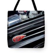 1939 Lincoln Zephyr Engine Tote Bag