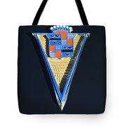 1940 Cadillac Emblem Tote Bag