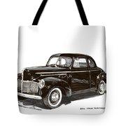 Studebaker Business Coupe Tote Bag