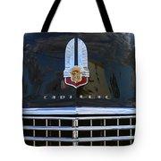 1941 Cadillac Grill Tote Bag