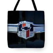 1942 Chevrolet Emblem Tote Bag
