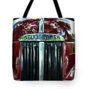 1947 Studebaker Grill Tote Bag