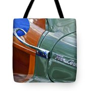 1948 Chrysler Town And Country Convertible Coupe Tote Bag