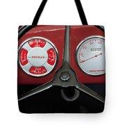 1948 Crosley Dashboard Tote Bag